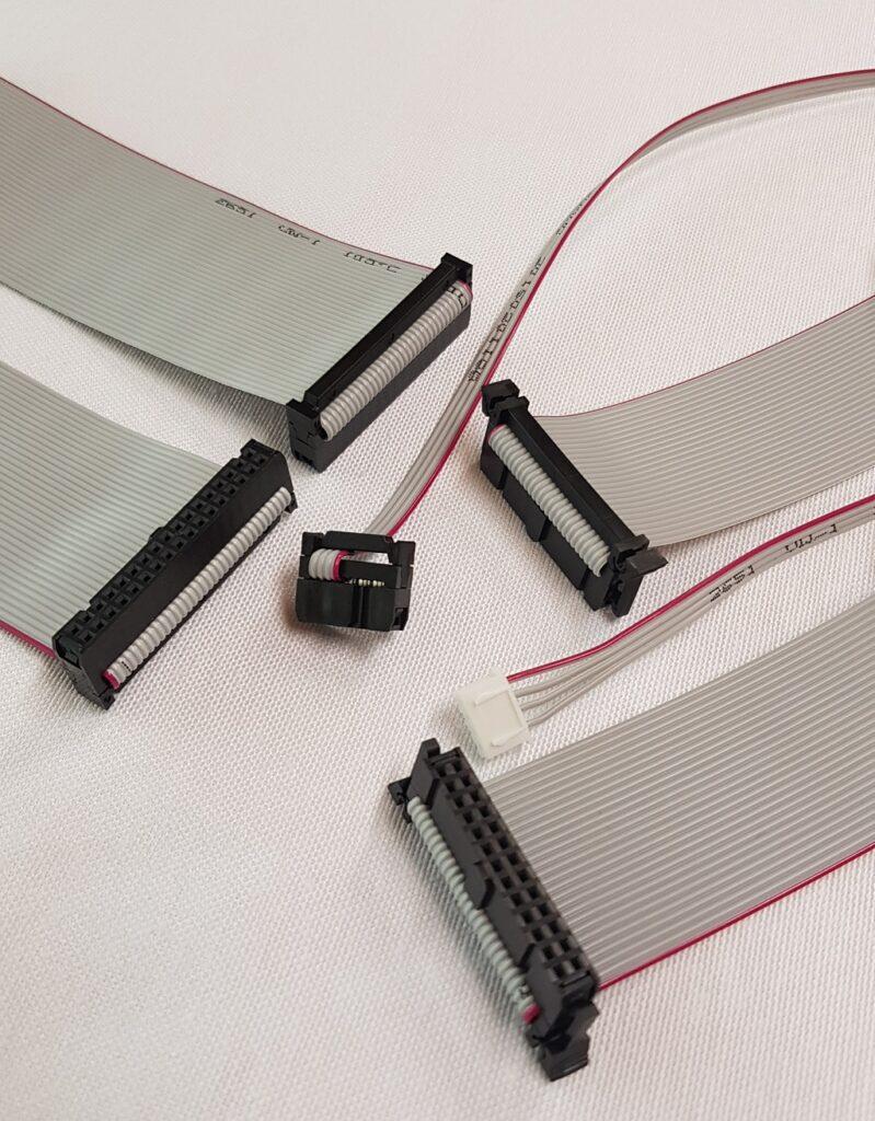 Kablaj,kablo montajı,Konnektör montajı,kablo pabucu sıkma,IDC,kablo formas,lehimleme