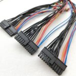 Kablo konnektör montajı