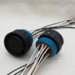 Automotive and vehicle tracking device cables
