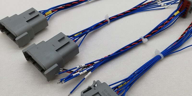 Signal and data cables