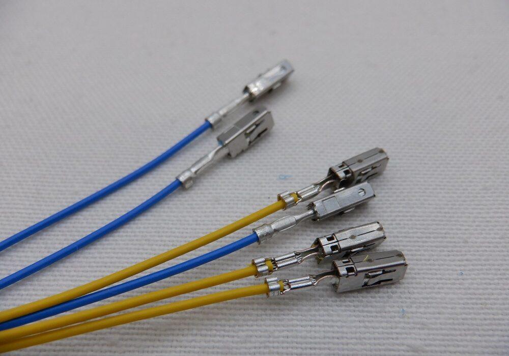 Otomotiv ve araç takip cihazı kabloları